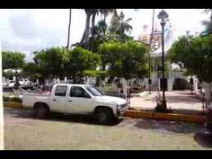 Comala,  Colima, México. El pueblo blanco de América