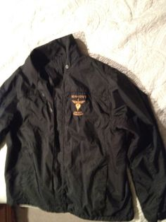 Bon Jovi Live 2011 Tour 2 in 1 Jacket Brothers Merchandising Size 2XL Coat