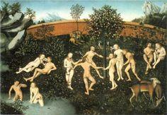 The Golden Age - Lucas Cranach the Elder