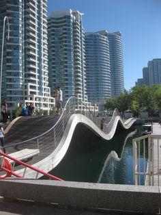 Wave deck - Toronto, Ontario, Canada