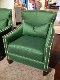 Huntington House showroom, High Point Furniture Market October 2013 #hpmkt #upholstery #furniture #chair @Huntington House Furniture