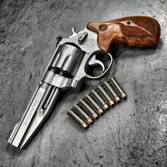 Too beautiful not to share: S&W 627PC .357 Mag Find our speedloader now! http://www.amazon.com/shops/raeind