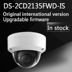 145$  Know more - New english version Free shipping DS-2CD2135FWD-IS replace DS-2CD2135F-IS 3MP Ultra-Low Light Network Dome Camera   #buymethat