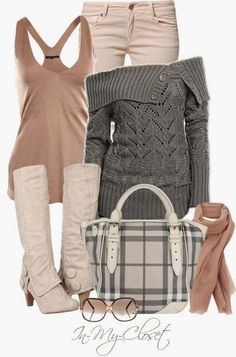 Cute and Comfy Polyvore Outfits Fall/Winter 2013/2014   Hey Fashion Icons, we made a beautiful collection of15 Trendy Polyvore Outfits Fal...