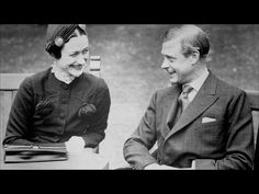 Edward VIII and Wallis Simpson - Interview with Kenneth Harris - 1970 - YouTube