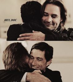 Lost - Sawyer & Jack