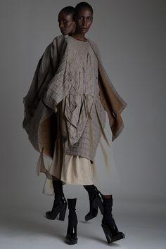 Vintage Issey Miyake Linen Jacket and Skirt Set and Cocoon Cape Coat. Designer Clothing Dark Minimal Street Style Fashion
