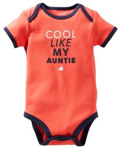 Carters Boys Baby Cool Like My Auntie Bodysuit Orange 12 Mo Carter's,http://www.amazon.com/dp/B00HMXA15C/ref=cm_sw_r_pi_dp_YJ-8sb1TV6CDN6CS