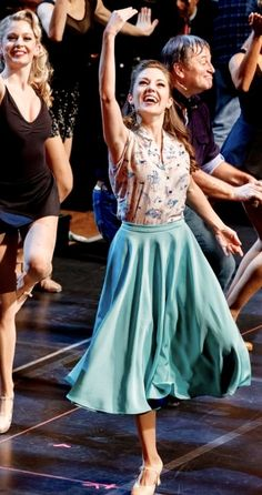 BANDSTAND/LAURA OSNES - Laura Osnes, Bandstand #bandstand #lauraosnes