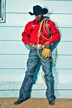 Meet The New Generation Of Black American Cowboys
