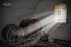 Cellar - La cantina - Raggi di luce