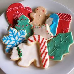 Soft Christmas Cookies - Allrecipes.com
