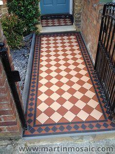 Softer tiling for hallway?