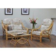 Daro Andorra Walnut 2 Seater Sofa Fabric A