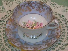 Paragon Tea Cup made between 1938 -1952, so excited, just bought this one!