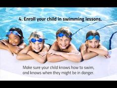 New World Opportunity: HOME POOL SAFETY CHECKLIST