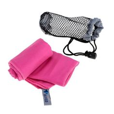 Microfiber Antibacterial Ultralight Compact Quick Drying Towel Camping hiking Hand Face Towel Outdoor travel