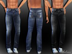 Coming with 5 colours. Enjoy!  Found in TSR Category 'Sims 4 Male Everyday'