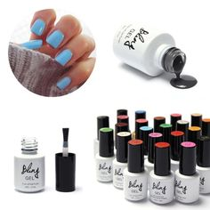 Sankuwen Long Lasting Soak Off UV Nail Gel Polish, 6ml - 0.21oz (ALL COLORS) * You can find out more details at the link of the image.