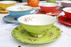 Tea Party Guest Dessert Feature   Amy Atlas Events
