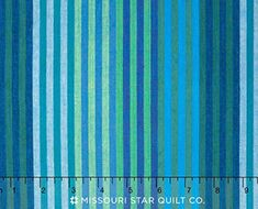 MSQC Tutorial - quartered stripes