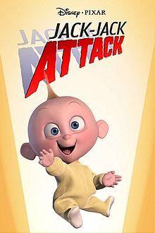 Jack-Jack Attack. One of the BEST Pixar shorts!!