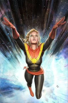 What do you think of this variant cover for Captain Marvel (2012) #1 by Adi Granov?