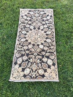 "Vintage Handmade Turkish Anatolia Rug,Eclectic Living Room Rug 2'5""x5'1"" | Home & Garden, Rugs & Carpets, Area Rugs | eBay!"