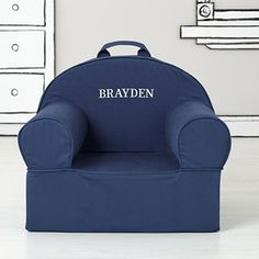 Toddler reading chair
