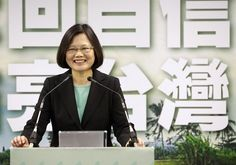 Taiwan: The Presidential Candidate Tsai Ing-Wen Releases A Video Featuring Same-Sex Couples