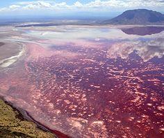 World's Strangest Lakes