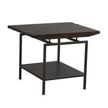OLLIIX Slat End Table | INK+IVY Home Wholesale
