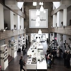 CPH Shopping tips - Illums Bolighus Amazing department store filled with design treasures