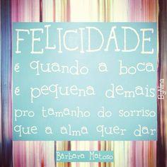 #felicidade