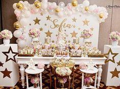 101 fiestas: Estrellita ¿Dónde estás? para tu baby shower