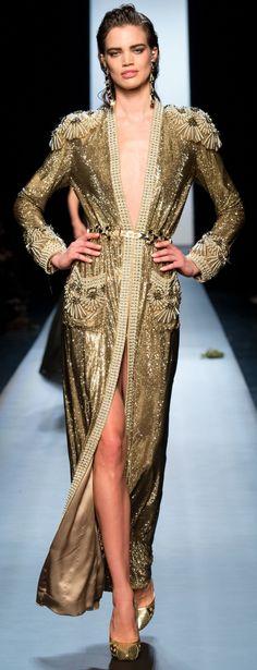 Jean Paul Gaultier Haute Couture Spring 2015