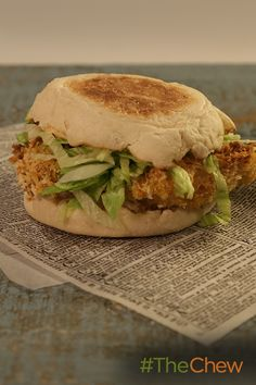 Make these crispy chicken sandwiches and you'll never need the drive thru again!