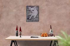 Dog Art: Chihuahua, original art, Hand made Pop Art illustration, hand-signed, unique piece #CustomPetPortrait #DogLoverGift #CustomDogPortrait