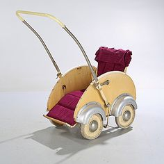 Vintage Stroller, Vintage Pram, Art Nouveau, Art Deco, Prams And Pushchairs, Dolls Prams, Baby Prams, Kids And Parenting, Aunt