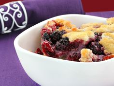 Chris Wyatt, chef and manager at artisans market�? bistro at The Shops at Renown, creates a delicious, yet healthy berry cobbler recipe.