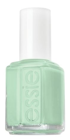 Now trending: Minty manicures!
