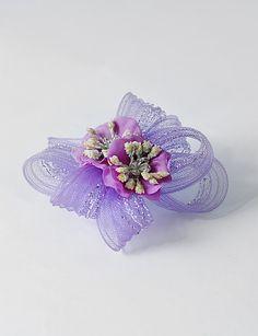Silke og tyl bryllup / fest blomst – DKK kr. 60