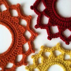 frame crochet - Pesquisa Google