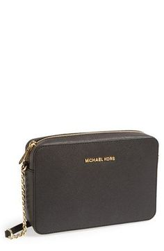 MICHAEL Michael Kors 'Jet Set - Travel' Crossbody Bag available at #Nordstrom