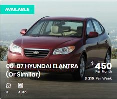 Budget Car Rental, Gps Navigation, Honda Accord, Car Ins, San Diego