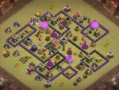 clash of clans town hall 8 war base anti govalk and dragons Clas Of Clan, Trophy Base, Clash Of Clans Game, Background Images, Pokemon, Geek Stuff, War, Games, Dragons