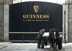The Guinness Factory, Dublin, Ireland