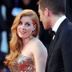 Amy Adams y Jake Gyl