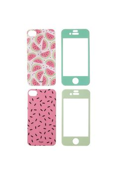 2 pk phone decal 4, WATERMELONS
