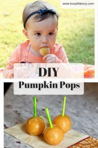 Easy and yummy treats for toddlers and kids this fall! #sponsored #gerberbabies
